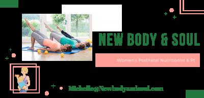 Women on their back doing exercises